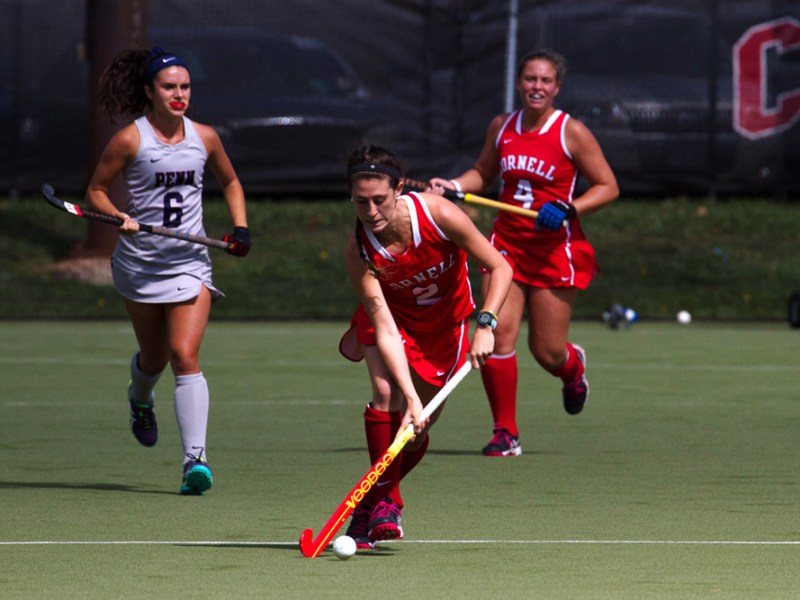 Field hockey hopes to not fall to 0-2 in Ivy League play against Columbia this weekend.