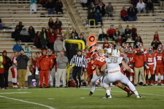 Senior captain and tight end Matt Sullivan enters his last season for Cornell, and is optimistic about the upcoming 2016 campaign.