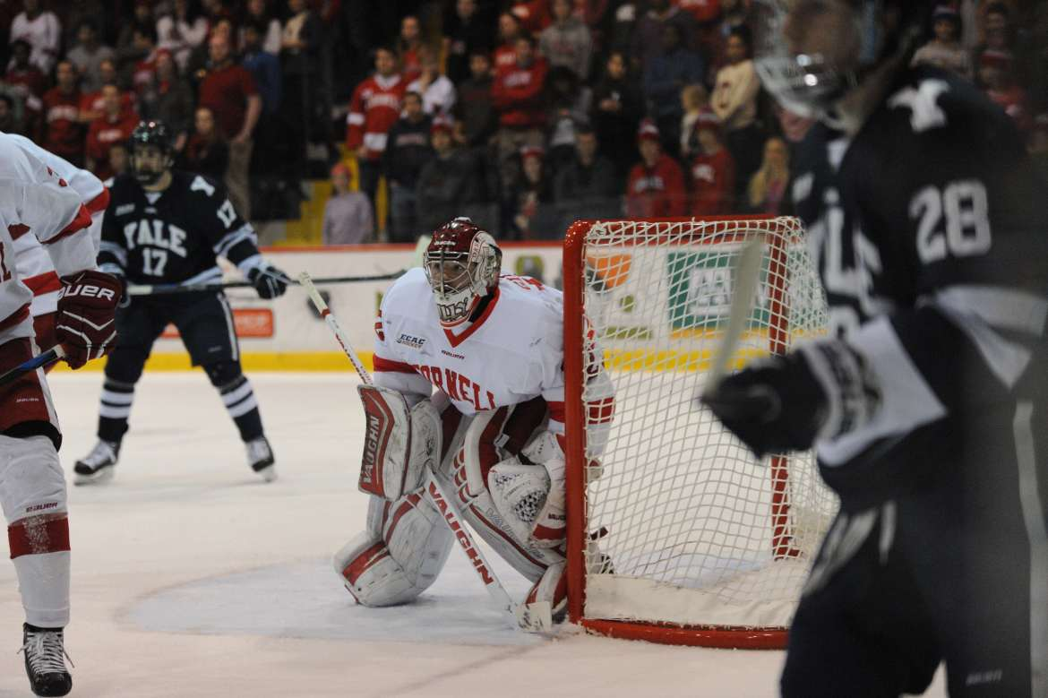 Columnist Kevin Linsey says fans should be excited to senior goalie Mitch Gilliam this season.