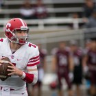 Hailing from San Antonio, sophomore quarterback Dalton Banks has solidified himself as the teams starter, tripling the team's win total from last year.