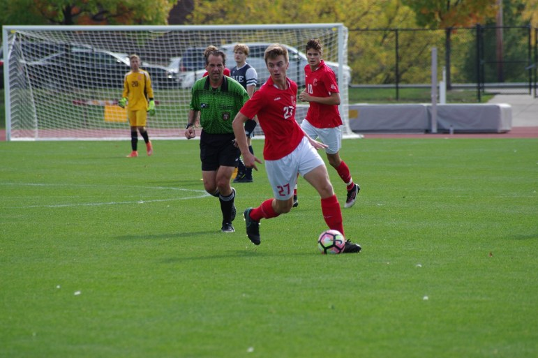 Despite a rough season, bright spots among the younger players have Cornell men's soccer optimistic.