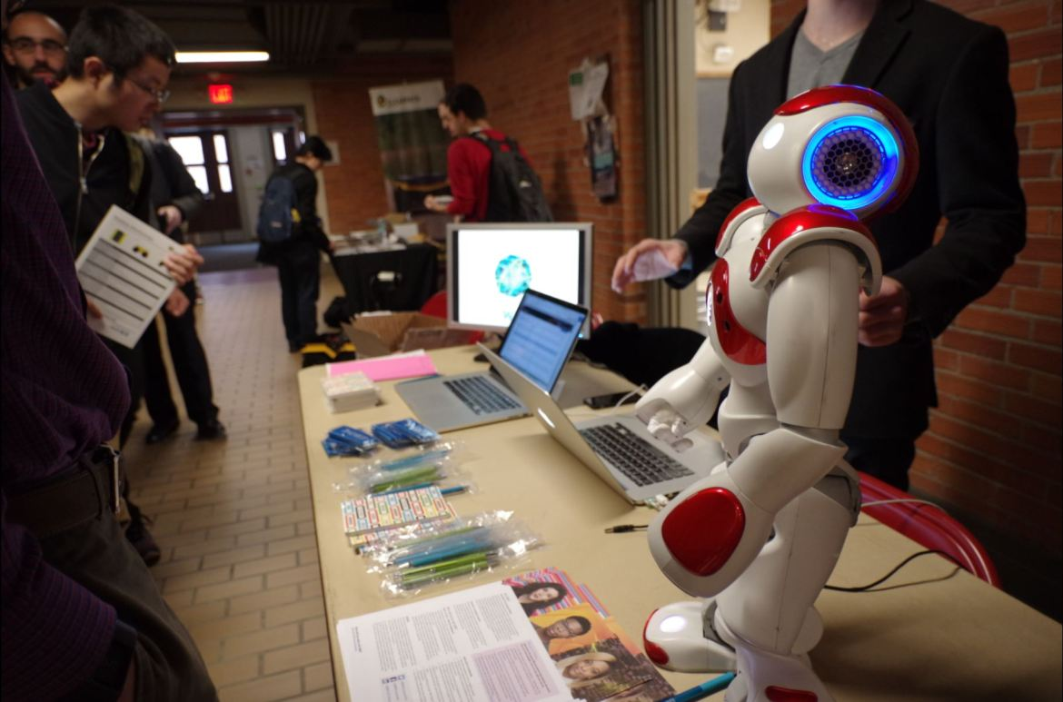 Hosted at Cornell Saturday and Sunday, the fifth Northeast Robotics Colloquium brought together keynote speakers, poster presentations and industry sponsors.