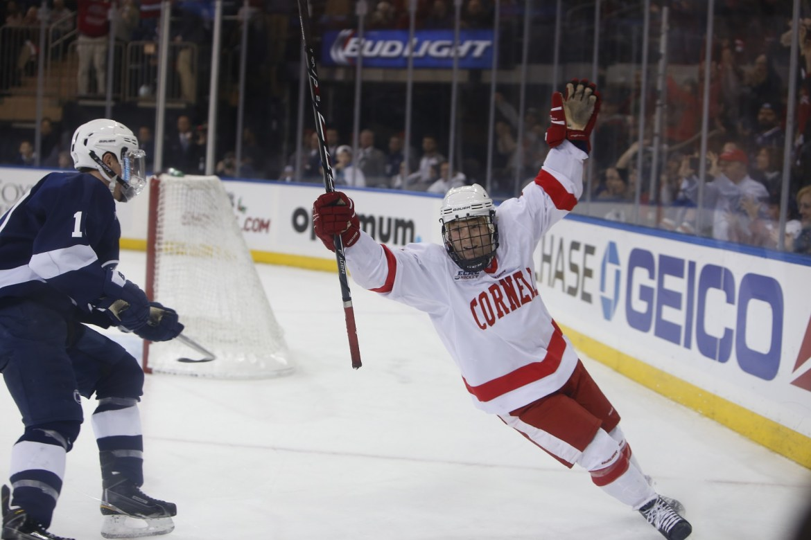 Live Blog: Men's Hockey vs. UNH in The Frozen Apple | The ...