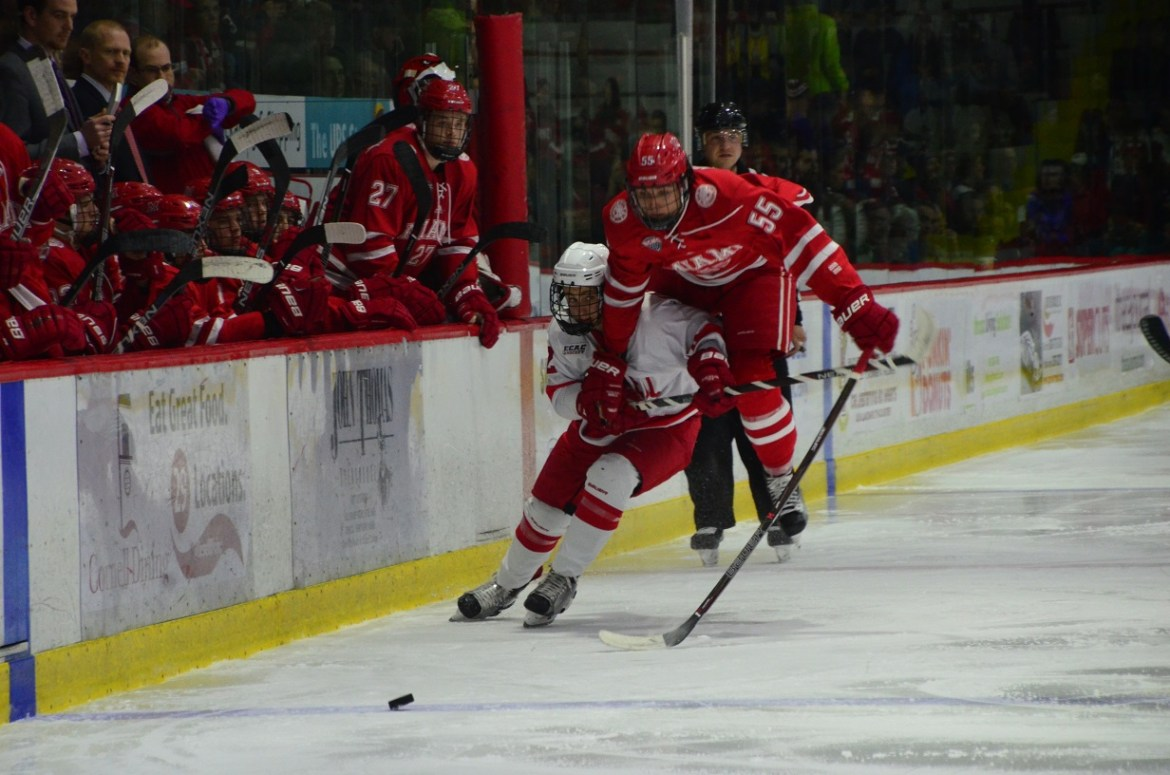The sweep of Miami gives Cornell a five-game win streak heading into the holiday break.