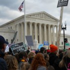 Thousands from all across the country assemble to protest abortion during March for Life in D.C.