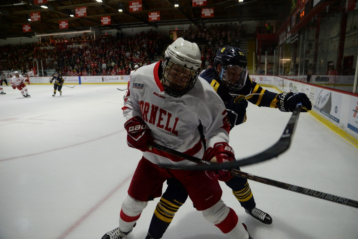 Quinnipiac has only been held to 20 or fewer shots twice this season: both times against Cornell.