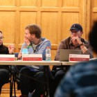 After Student Assembly passed Resolution 19 in its  meeting on Thursday, students and professors discuss the role technology plays in the classroom.