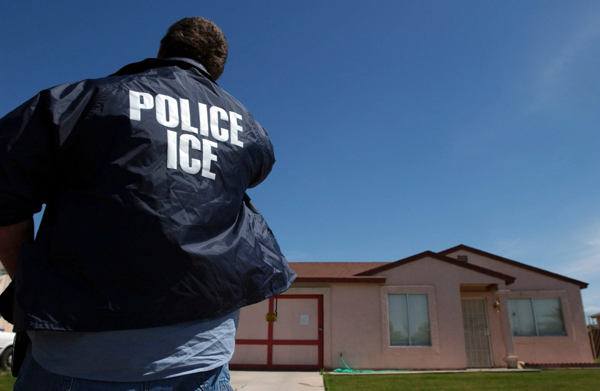 ICE Agents Arrest 'Unlawfully Present Mexican National' in Ithaca