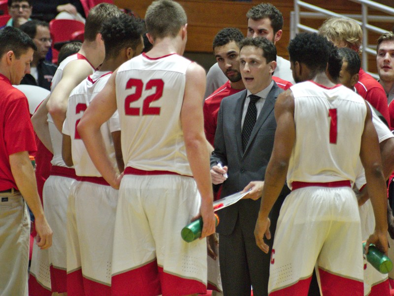 Cornell will hit the road for nine different states and 15 road games.