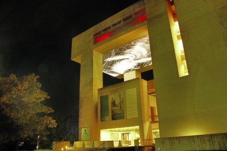 The Johnson Museum houses art from all eras and visiting exhibits for free year-round.