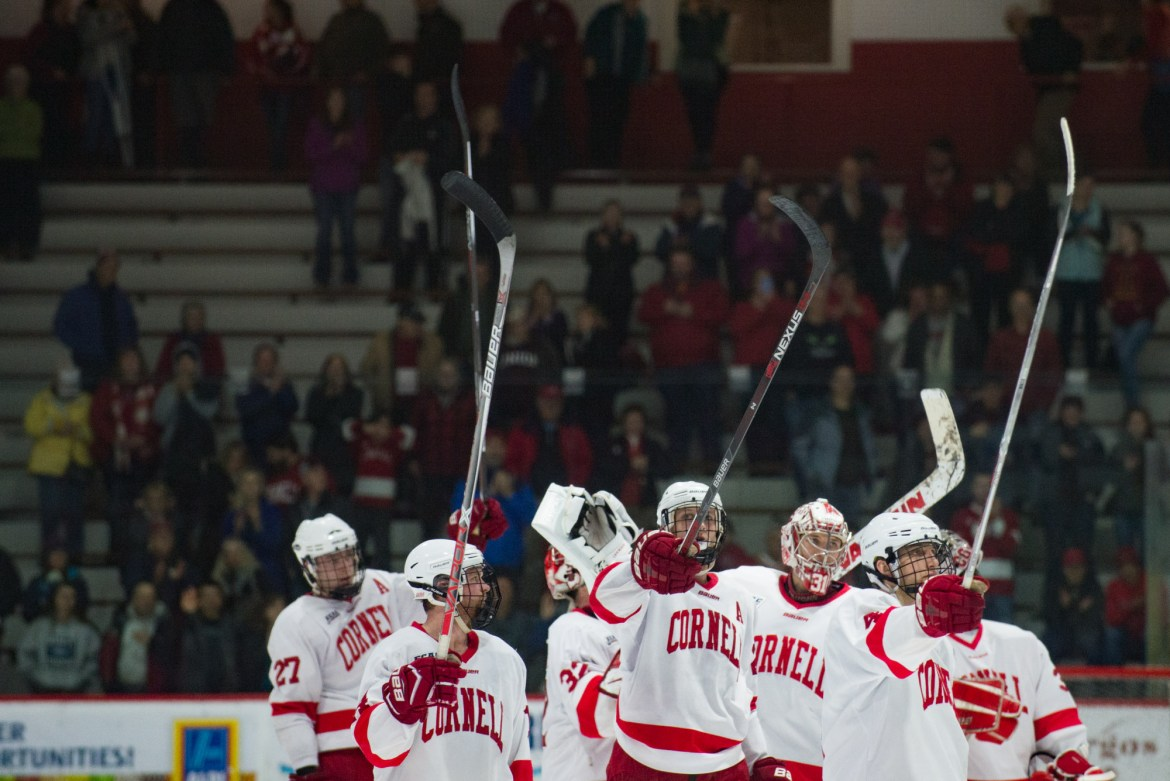 Cornell improves upon its fifth and sixth place rankings a year ago.