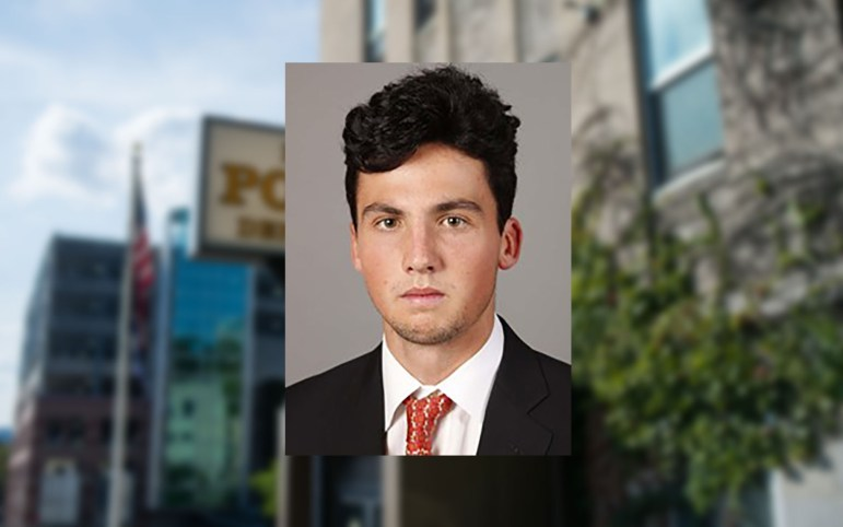 John Greenwood '20, a 19-year-old Cornell student, was arrested and charged with two misdemeanor charges, including assault, after a black student said he was punched in the face and called the N-word.