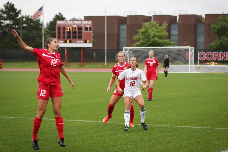 Cornell drew Penn, 0-0.