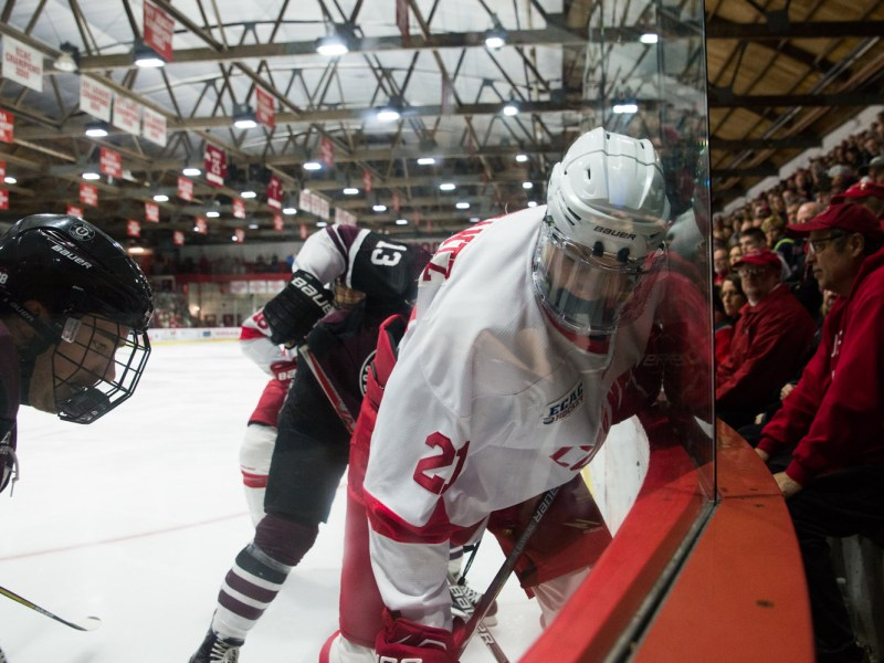 Cornell opens the regular season Friday at home.