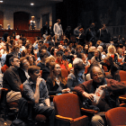 Cornell Cinema has in the past year attracted more than 18,000 attendees, 10,000 of whom were undergraduates, at 300 different film screenings and other events and seen an increase in attendance.