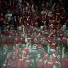 The Lynah Faithful showed up in full force Saturday night.