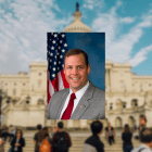 Jim Bridenstine (R-Okla.) MBA '09 was nominated by Trump as NASA's administratorin September. On Wednesday, he faced a Senate hearing where he encountered scathing criticism from Democratic senators.