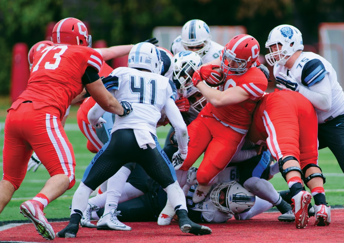 Back in 2015, the Cornell-Columbia matchup was a battle to avoid last place in the league.