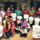 GlobeMed members assisted Guatemalan communities get access to clean water.