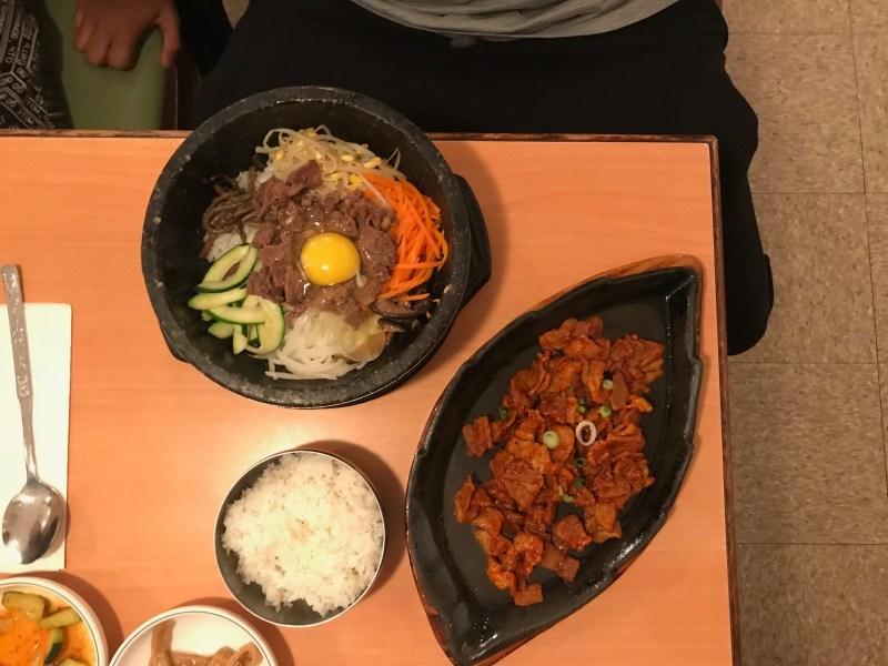Food at Koko's