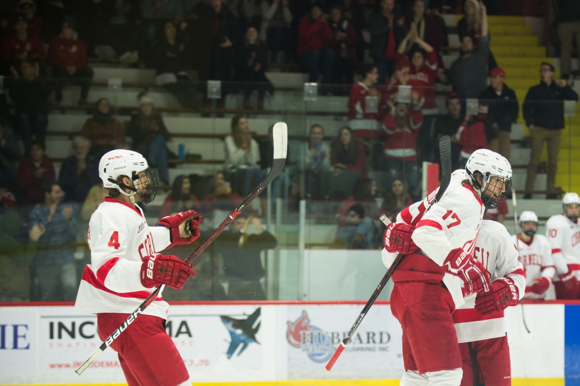 Business as Usual for No. 1 Men's Hockey Entering ECAC ...