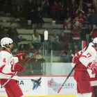No. 1 men's hockey isn't concerned with national attention as it prepares to face Union and RPI.