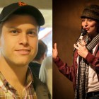 Colin Jost and Melissa Villaseñor will be speaking at Cornell on Feb. 9.