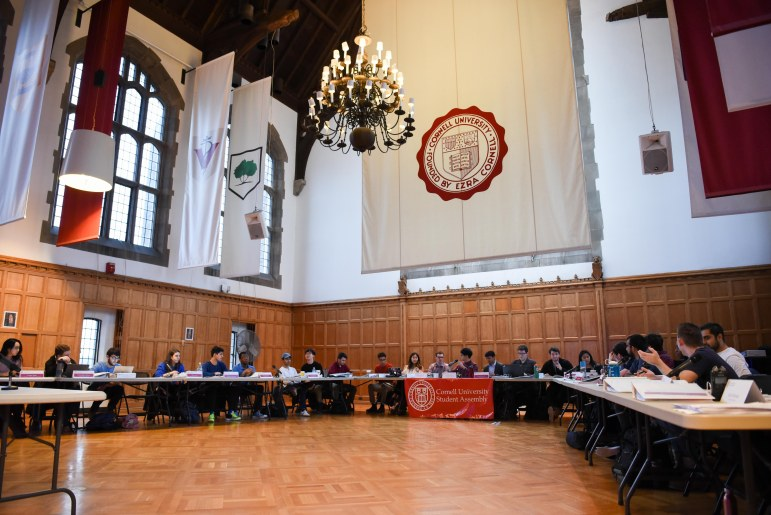 On Thursday, the Student Assembly voted to increase funding for the Summer Experience Grant and launched a committee to investigate the cost of printing at Cornell.