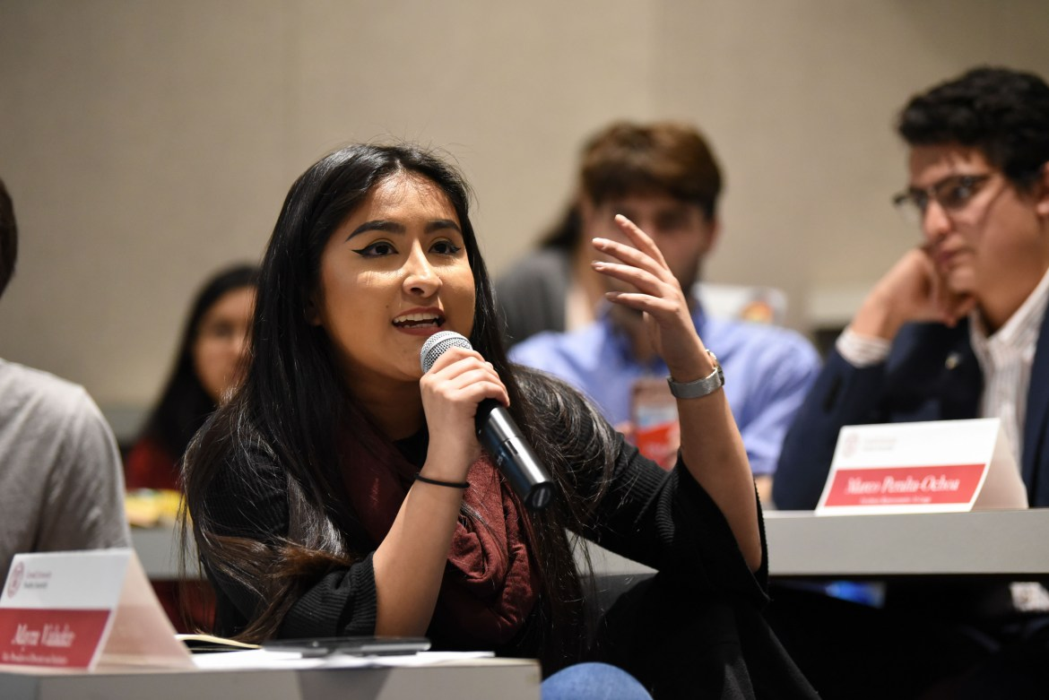 At the Student Assembly meeting on Thursday, CUTonight was unanimously denounced for allegedly racially discriminating and failing to follow procedure.