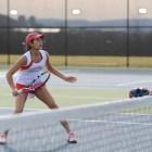 Senior captain Priyanka Shah has been an instrumental part of Cornell's women's tennis team since her freshman year.