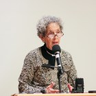 Ruth Messinger spoke about the intersection of Judaism and social justice in a talk on Tuesday.