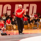 Damion Hahn is returning to the midwest to coach at South Dakota State.