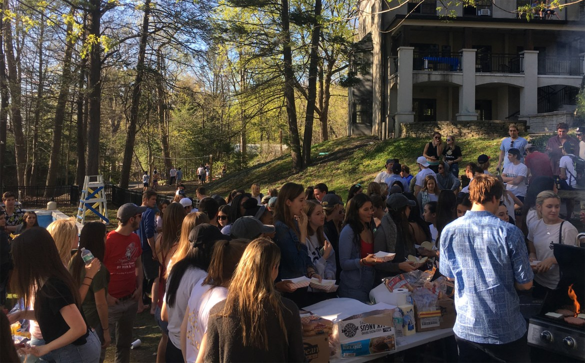 "A member of a sorority who attended the brotherhood auction portion of the event in 2015, told The Sun that she found Derby Days ""disrespectful"" in general."