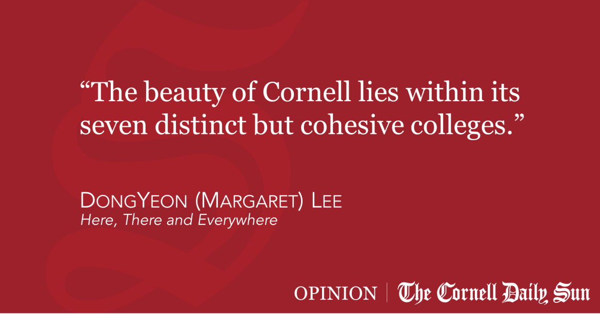 LEE | Embracing What We Have: Retain Distinct Colleges