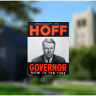 Philip Hoff J.D. '51 died at 93 on Thursday. He has credited himself with helping Vermont transition from blue to red and was the first Democratic governor in Vermont in 108 years.