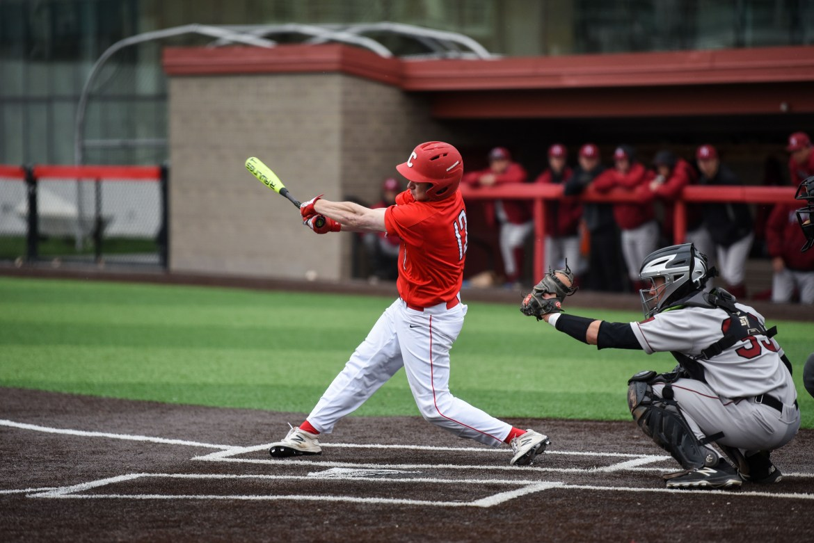 Cornell baseball was eliminated from playoff contention, despite taking two of three games at Brown.