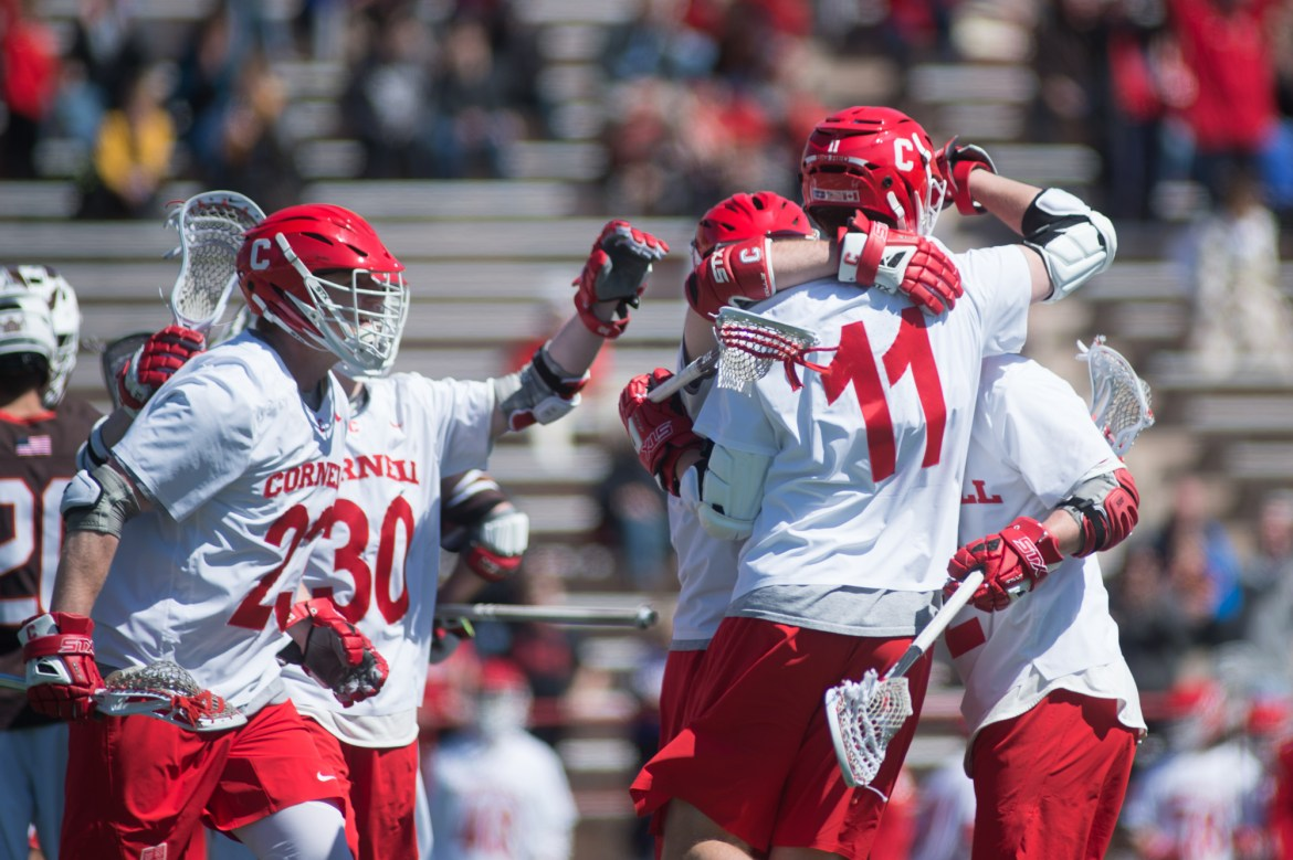 Live Blog: Men's Lacrosse Faces Maryland in NCAA Quarterfinals