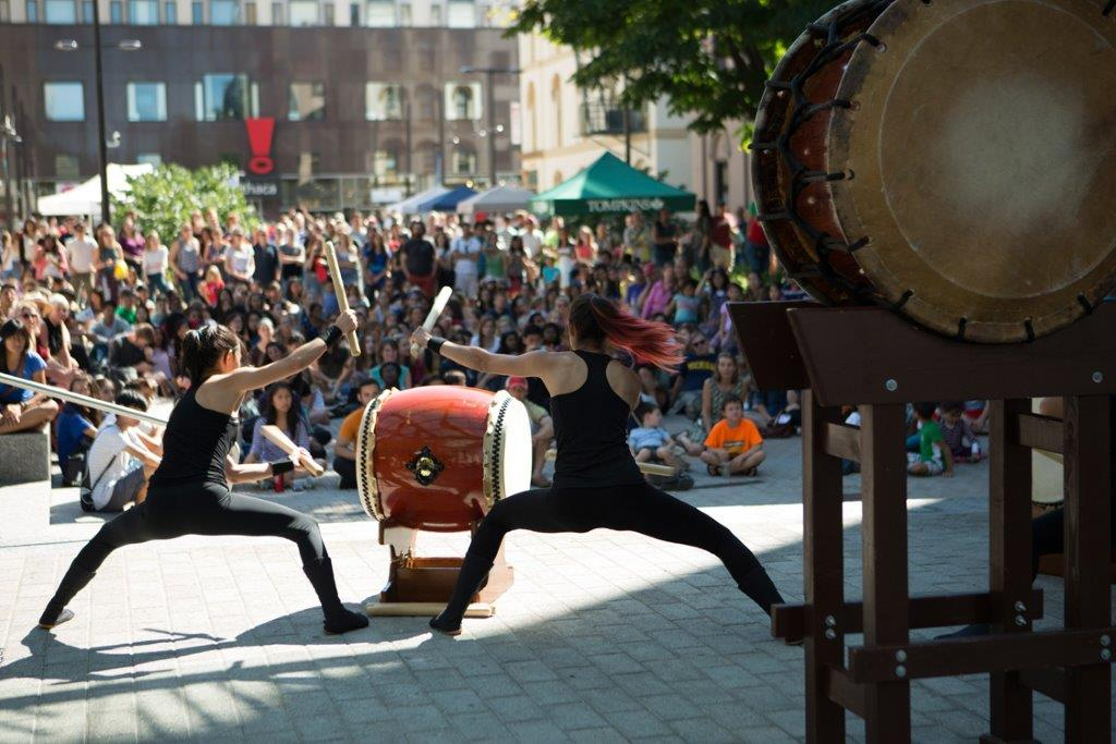 The University's third-annual C.U. Downtown will be held in the Commons on  Sept. 1.