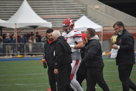 Cornell's ability to stay healthy will affect its ability to compete in 2018.