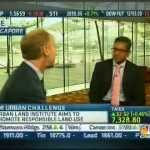 CNBC Asia Interview with Patrick Phillips, CEO of Urban Land Institute