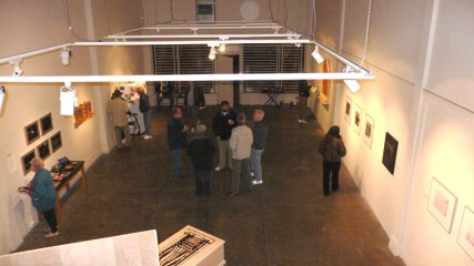 Art Hop opening reception