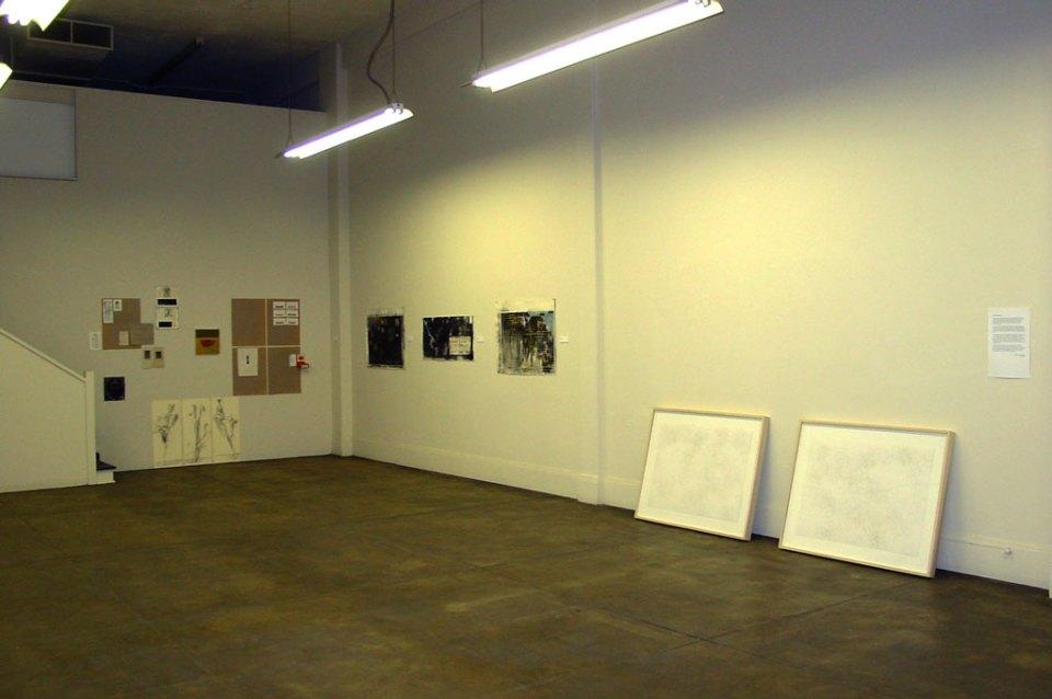 September installation view