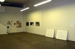 September installation view