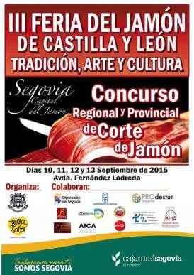 III Feria del Jamón de Castilla y León