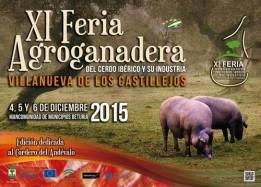 XI Feria Agroganadera del Cerdo Ibérico y su Industria
