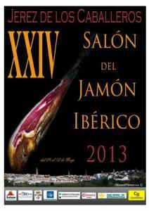 XXIV edición del Salón del Jamón Ibérico de Jerez de los Caballeros 2013