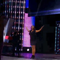 WWE Smackdown 15th anniversary 10/7/14 Stephanie McMahon entrance