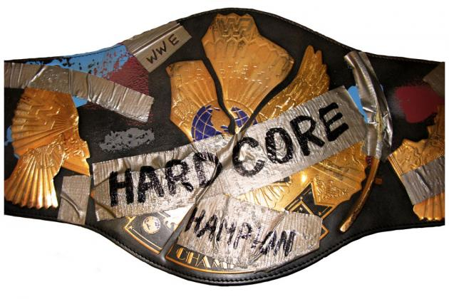 Who is the current Hardcore Champ?