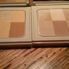 """Bobbi Brown Nude Finish Illuminating Powder in """"Golden"""" and """"Buff"""": Photos, Review, & Swatches"""