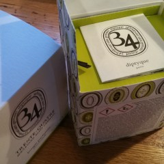 Diptyque 34 Collection Review and Photos: La Prouveresse, Le Redoute, & 34 Blvd Saint Germain, Clay and Porcelain Jar Candles